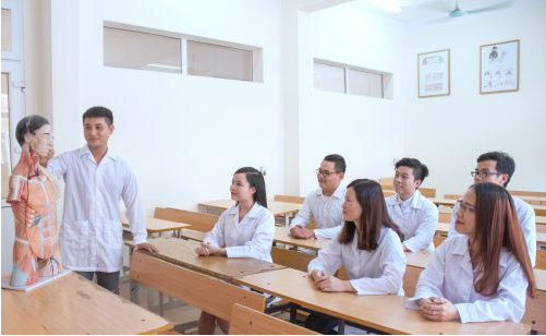 Địa chỉ Trường Cao đẳng Y Dược Thành phố Hồ Chí Minh ở đâu?