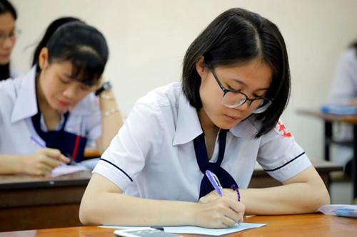 Tháng 3 Hà Nội sẽ tổ chức thi thử THPT Quốc gia năm 2018