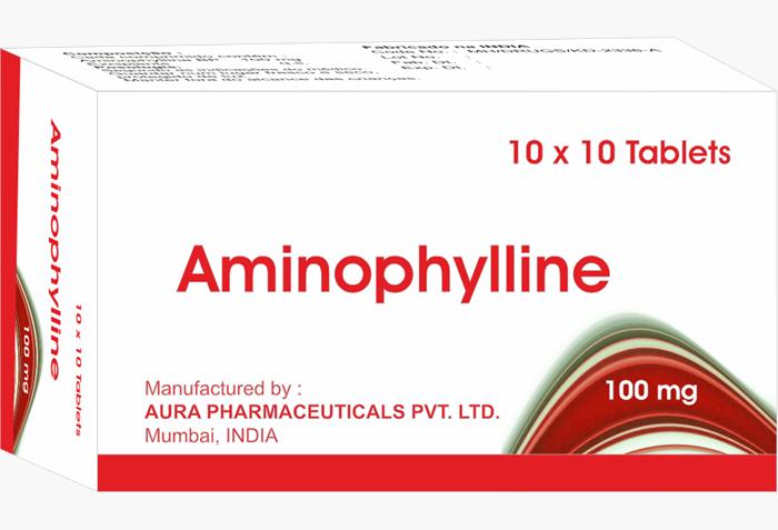 Tìm hiểu công dụng và liều lượng sử dụng Aminophylline