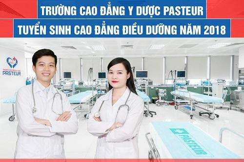 Học Cao đẳng Điều dưỡng Sài Gòn năm 2018 tại đâu là uy tín?