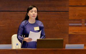 Bộ trưởng Y tế Nguyễn Thị Kim Tiến cho biết Bộ đã giảm 36 phòng trong các Vụ