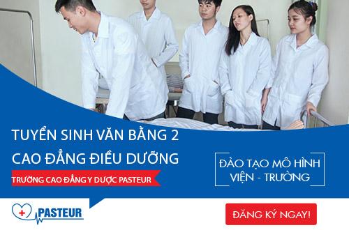 Tìm kiếm địa chỉ học Văn bằng 2 Cao đẳng Điều dưỡng tại Hà Nội