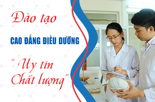 Học Cao đẳng Điều dưỡng ở đâu tốt nhất Hà Nội?