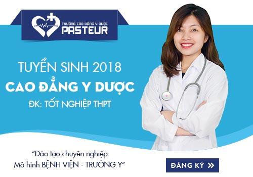 Trường Cao đẳng Y dược Pasteur địa chỉ đào tạo Cao đẳng Dược uy tín chất lượng