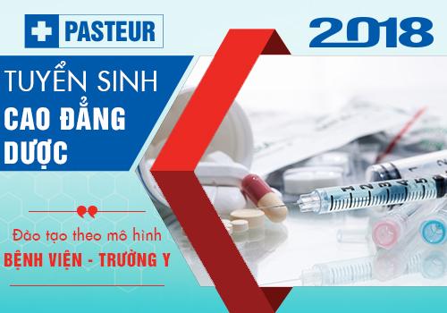 Trường Cao đẳng Y dược Pasteur địa chỉ đào tọa chuyên ngành Y dược uy tín