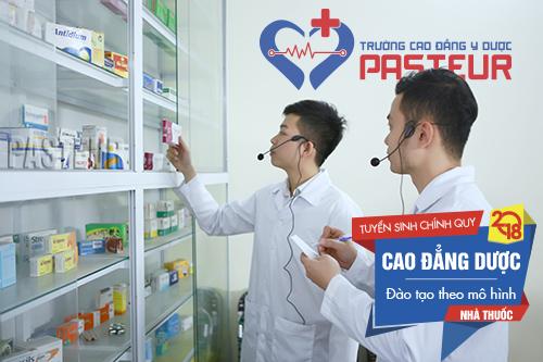 Trường Cao đẳng Y dược Pasteur địa chỉ đào tạo ngành Dược uy tín