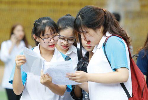 Nhìn chung năm 2018 điểm chuẩn của các trường đại học đều giảm