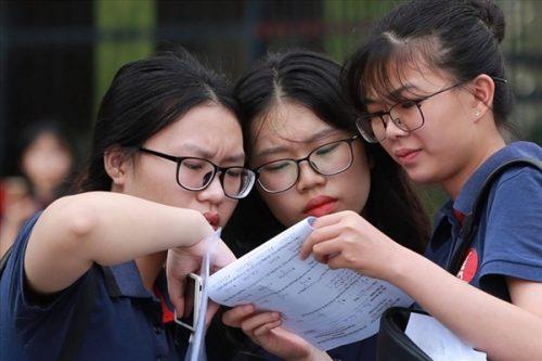 Theo đúng lịch trình ngày 11/7 tới Bộ sẽ công bố điểm thi THPT quốc gia