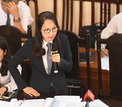 Luật sư Trần Hồng Phúc phản đối lệnh cấm của Bác sĩ Lương không phù hợp