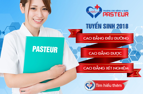 Năm 2018 Trường Cao đẳng Y dược Pasteur tuyển sinh với điều kiện thí sinh đã tốt nghiệp THPT