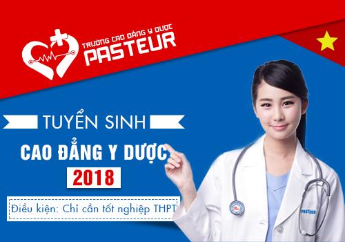 Trường Cao đẳng Y dược Pasteur địa chỉ đào tạo Cao đẳng y dược chất lượng
