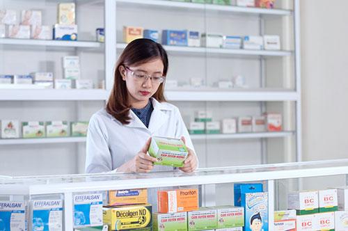 Công việc ngành Dược đang rộng mở với sinh viên