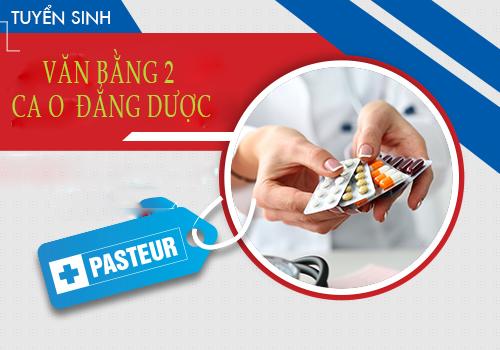 Trường Cao đẳng Y dược Pasteur địa chỉ đào tạo chuyên ngành Dược uy tín, chất lượng