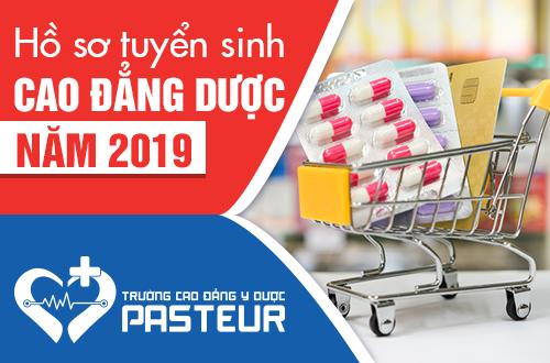 Tuyển sinh Cao đẳng Dược Hà Nội năm 2019.