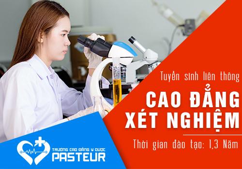 Địa chỉ Liên thông Cao đẳng Xét nghiệm Y học tại Hà Nội năm 2019 uy tín ở đâu?