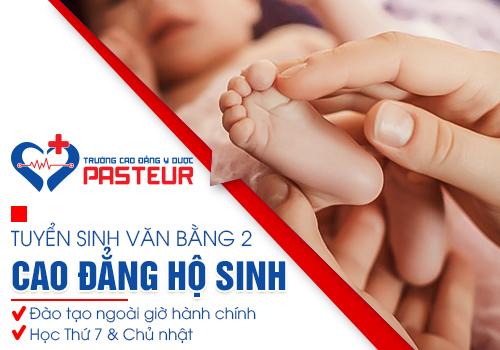 Hồ sơ tuyển sinh Văn bằng 2 Cao đẳng Hộ sinh năm 2019 tại Hà Nội