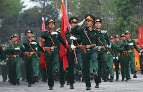 Khối thi tuyển năm học 2019 của các trường trong Quân đội