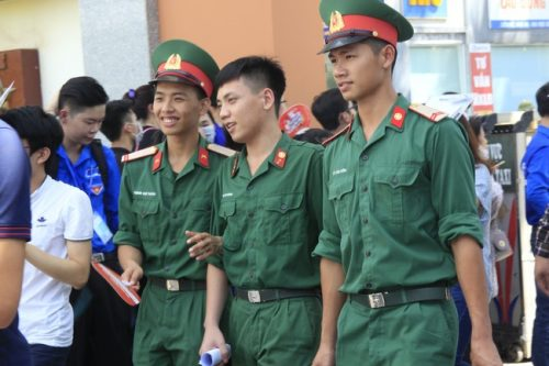 Tốt nghiệp các trường quân đội các học viên có thể làm việc tại đâu?