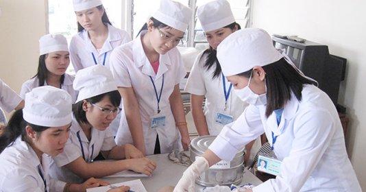 Dự kiến điểm chuẩn ngành Y Dược