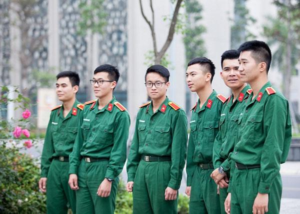 Thí sinh thi vào Trường Quân đội năm 2019 cần chuẩn bị những gì?