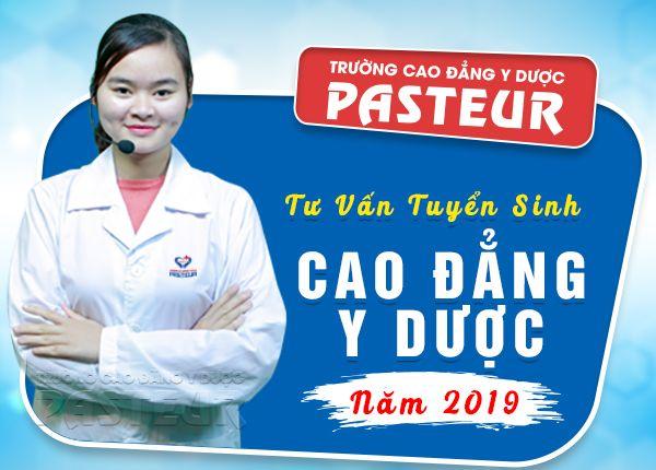 Tuyển sinh Cao đẳng Y dược Nghệ An - Trường Cao đẳng Y dược Pasteur năm 2019