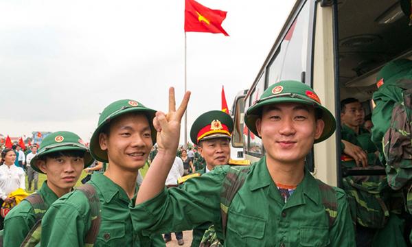Độ tuổi được quy định để đi thực hiện nghĩa vụ quân sự là từ 18 đến 25 tuổi