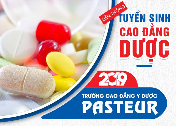 Học Liên thông Cao đẳng Dược tại Trường Cao đẳng Y Dược Pasteur