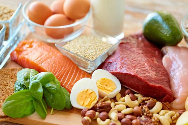 Dinh dưỡng nâng cao đề kháng