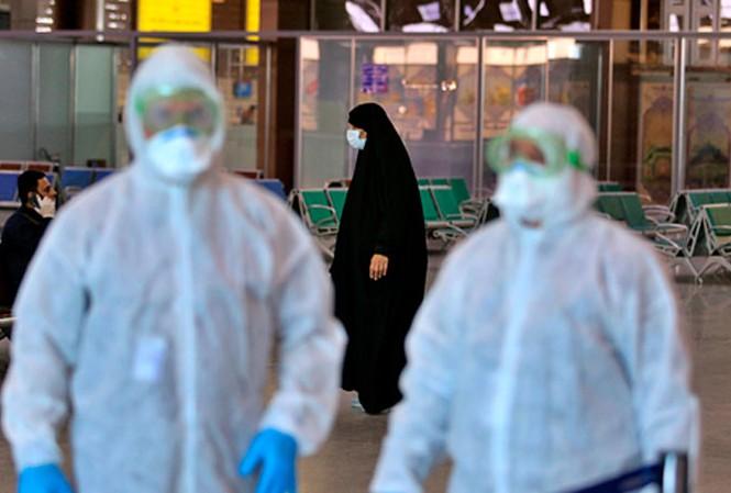8 trường hợp tại Iran đã thiệt mạng do dịch Covid-19