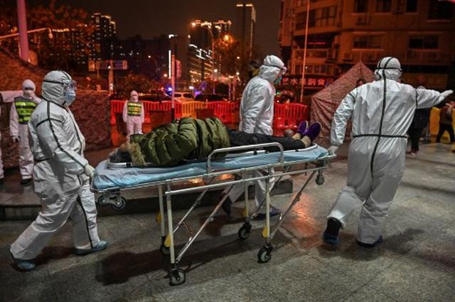 Số ca tử vong do virus corona vượt 2.100 người