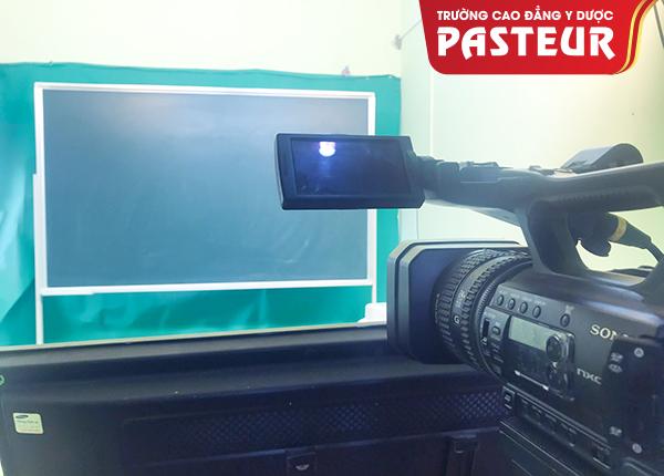 Trường Cao đẳng Y Dược Pasteur ứng dụng công nghệ vào trong giảng dạy
