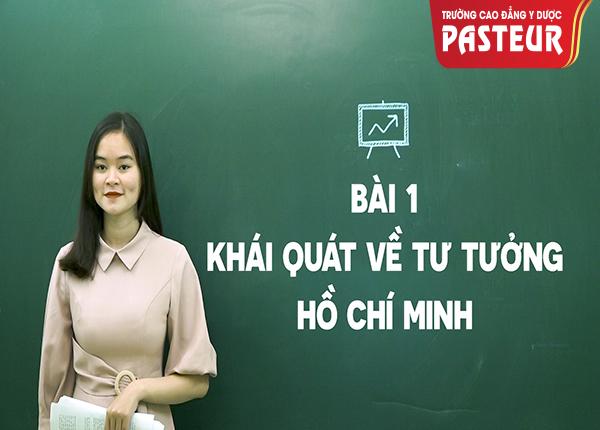Trường Cao đẳng Y Dược Pasteur triển khai học trực tuyến E-learning