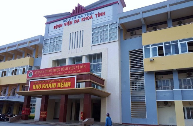 Bệnh viện Đa khoa Cầu Treo tỉnh Hà Tĩnh