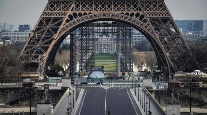 Pháp siết chặt phong tỏa nhằm ngăn chặn tình trạng dịch Covid-19 gia tăng