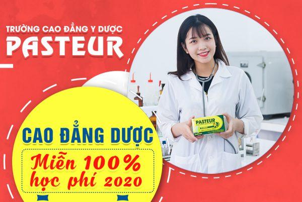 Tuyển sinh Cao đẳng Dược tại Hà Nội, cơ hội cho học sinh tốt nghiệp THPT