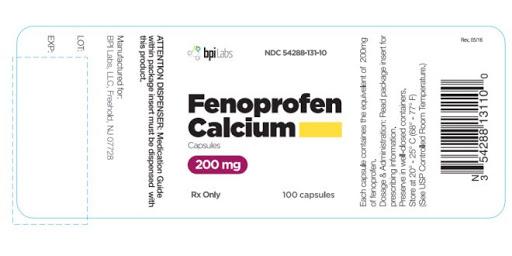 Thông tin về thuốc Fenoprofen