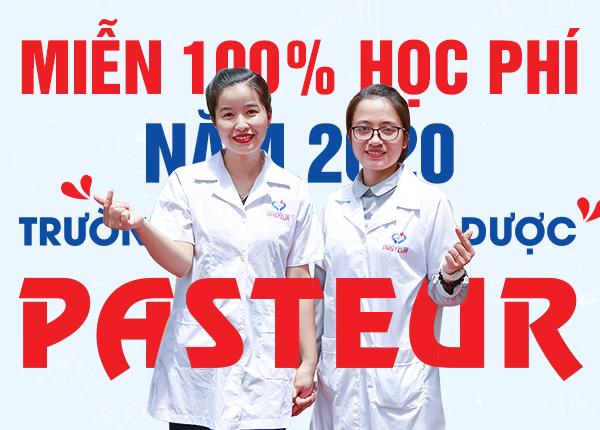 Miễn 100% học phí Cao đẳng Y Dược tại Hà Nội năm 2020