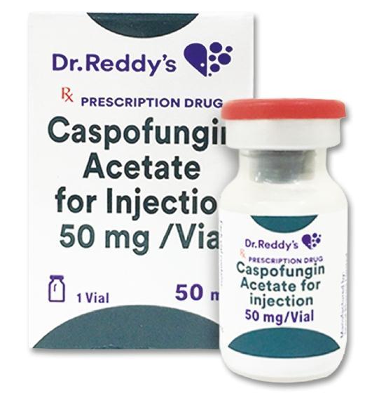 Thuốc caspofungin