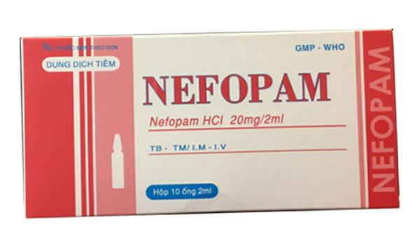 Thuốc nefopam