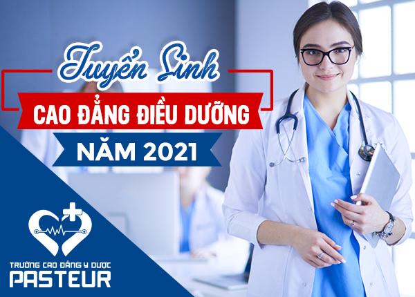Cao đẳng Điều dưỡng Hà Nội năm 2021 tuyển sinh trên cả nước