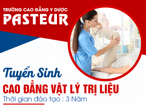 Địa chỉ đăng ký Cao đẳng Vật lý trị liệu uy tín tại Hà Nội