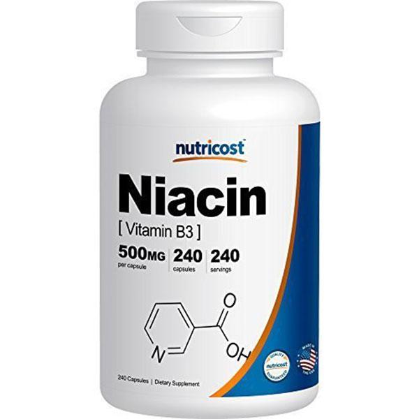 Tác dụng thuốc vitamin B3 (niacin) và liều dùng chuẩn