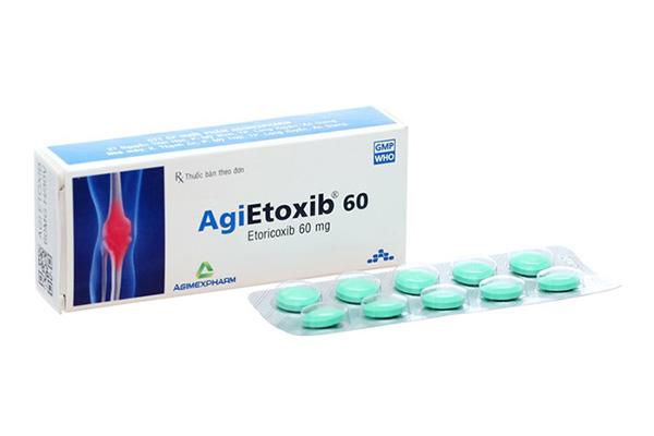 Thuốc Etoricoxib không dùng cho những người mắc các bệnh về tim