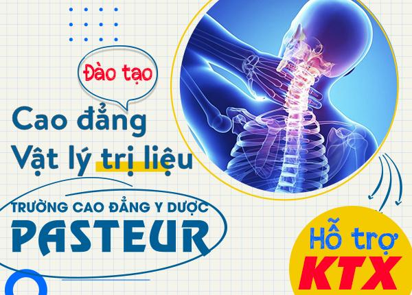 Địa chỉ học Cao đẳng Vật lý trị liệu uy tín tại Việt Nam
