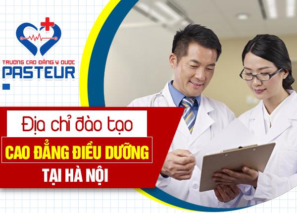 Địa chỉ đào tạo Cao đẳng điều dưỡng Hà Nội đáp ứng yêu cầu nhà tuyển dụng