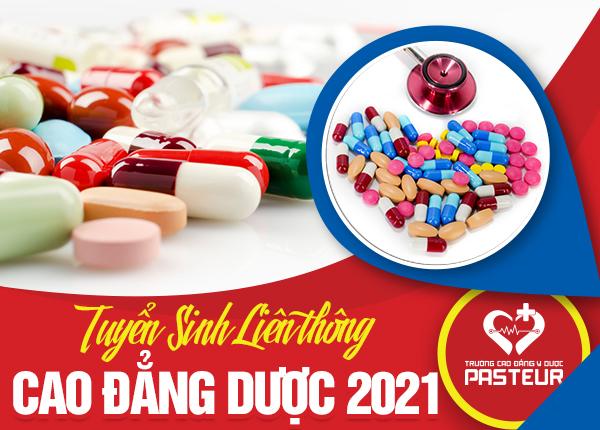 Tuyển sinh Liên thông Cao đẳng Dược Hà Nội 2021