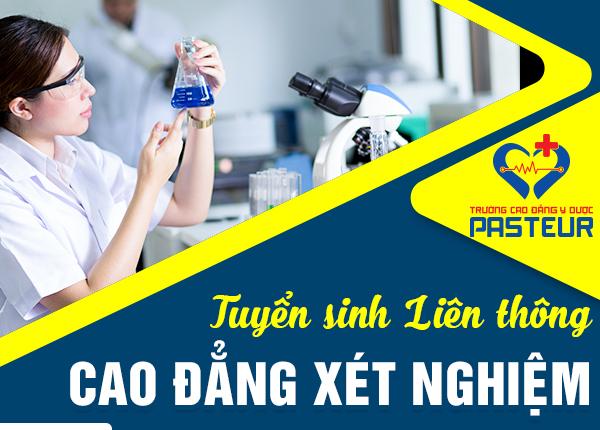 Địa chỉ liên thông Cao đẳng Xét nghiệm Hà Nội uy tín năm 2021