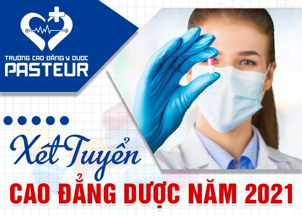 Cao đẳng Dược Hà Nội tuyển sinh trên toàn quốc