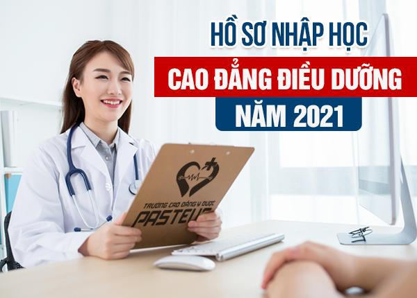 Hồ sơ nhập học Cao đẳng Điều dưỡng Hà Nội 2021