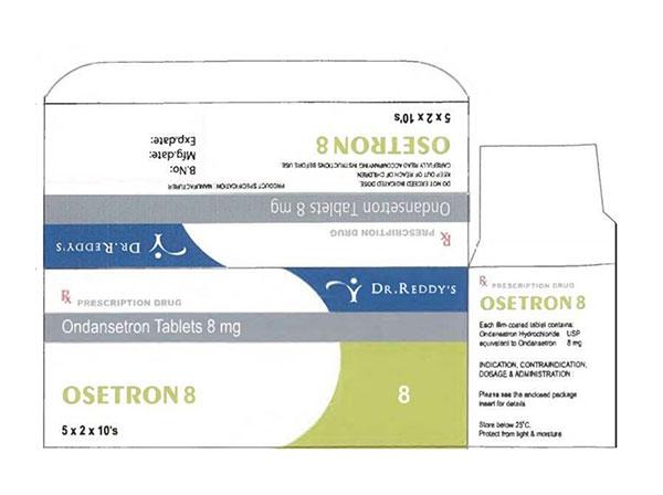 Ondansetron sử dụng theo chỉ định của bác sĩ/dược sĩ